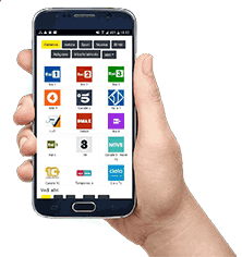 Watch TV Streaming Online Free for Smartphones